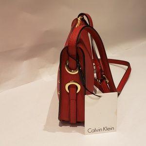 Calvin Klein Bags - Calvin Klein Cora Bubble Lamb Crossbody
